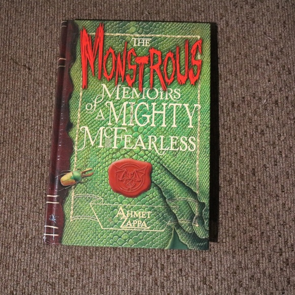 Other - The Monstrous Memoirs of a Mighty McFearless Book